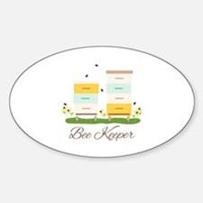 Bee Keeper Boxes Decal