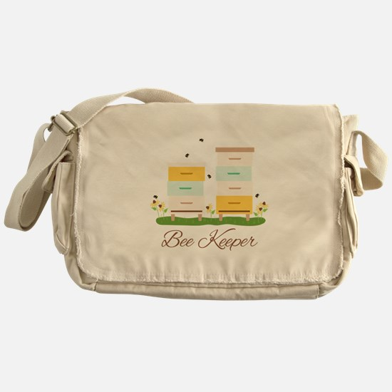 Bee Keeper Boxes Messenger Bag