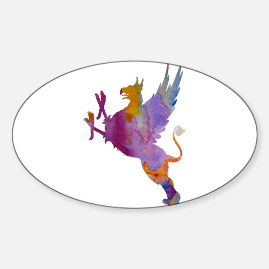 Gryphon Decal