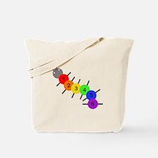Kiderpillar Tote Bag