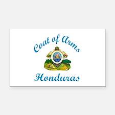 Coat of Arms Honduras Rectangle Car Magnet