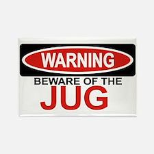 JUG Rectangle Magnet