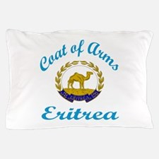 Coat of Arms Eritrea Pillow Case