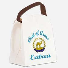 Coat of Arms Eritrea Canvas Lunch Bag