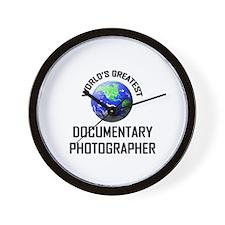 World's Greatest DOCUMENTARY PHOTOGRAPHER Wall Clo