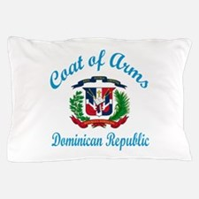 Coat of Arms Dominican Republic Pillow Case