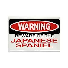 JAPANESE SPANIEL Rectangle Magnet (10 pack)
