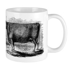 "Devon Cow ""Birthday"" - mug"