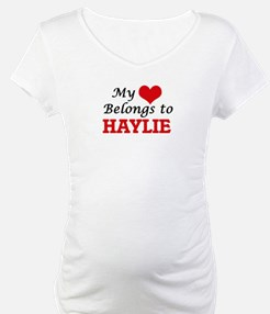 My heart belongs to Haylie Shirt
