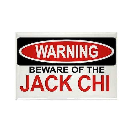 JACK CHI Rectangle Magnet