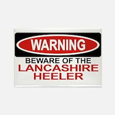 LANCASHIRE HEELER Rectangle Magnet (100 pack)