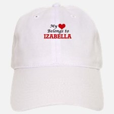 My heart belongs to Izabella Cap