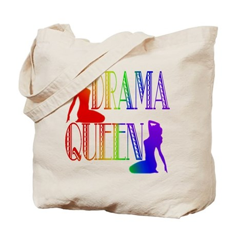 GLBT Drama Queen - Tote Bag
