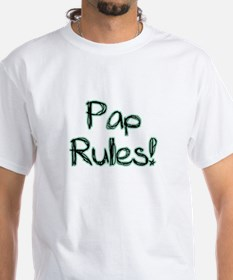 Pap Rules! Shirt