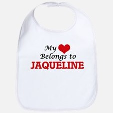 My heart belongs to Jaqueline Bib