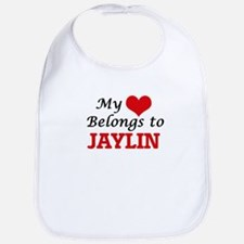 My heart belongs to Jaylin Bib