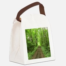 nature trail Canvas Lunch Bag
