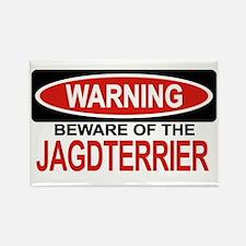 JAGDTERRIER Rectangle Magnet