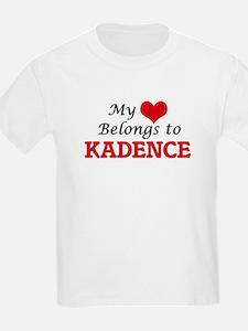 My heart belongs to Kadence T-Shirt