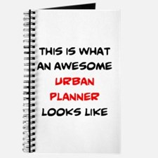 awesome urban planner Journal