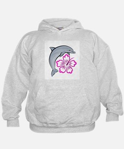 Funny Dolphins Hoodie