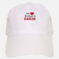 My heart belongs to Karlee Cap