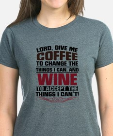 Coffee & Wine Tee