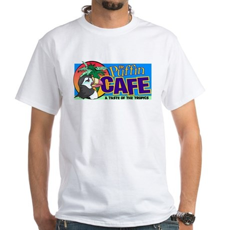 Puffin Cafe T-Shirt