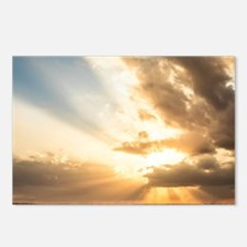 Heavenly Light Postcards (Package of 8)
