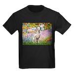 Garden / Dalmation Kids Dark T-Shirt