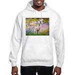 Garden / Dalmation Hooded Sweatshirt