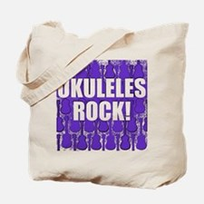 Popular Ukulele Tote Bag
