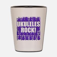 Popular Ukulele Shot Glass
