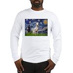 Starry /Dalmatian Long Sleeve T-Shirt