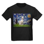 Starry /Dalmatian Kids Dark T-Shirt