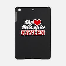 My heart belongs to Kaylen iPad Mini Case