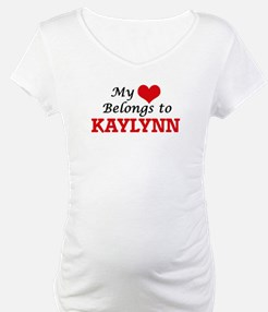 My heart belongs to Kaylynn Shirt