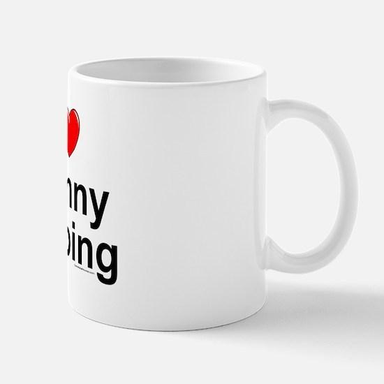 Skinny Dipping Mug