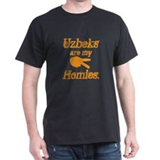 Uzbekistani homies T-Shirt