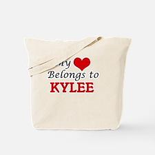 My heart belongs to Kylee Tote Bag