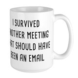 Another meeting Large Mugs (15 oz)