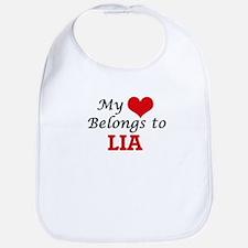 My heart belongs to Lia Bib