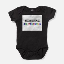 Unique Us marshals Baby Bodysuit