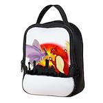 Venomothra Vs Charzilla Neoprene Lunch Bag