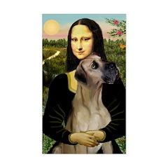 Mona / Great Dane Decal