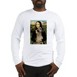Mona / Great Dane Long Sleeve T-Shirt