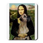 Mona / Great Dane Mousepad