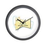Instant Shoe Shiner Wall Clock
