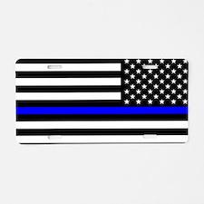 Police: Black Flag & The Thin Blue Line Aluminum L