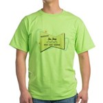 Instant Shoe Shiner Green T-Shirt
